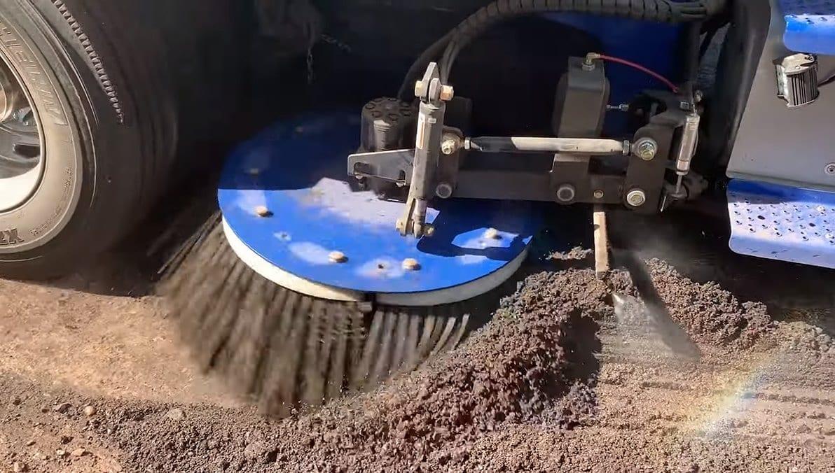 Asphalt Milling & Sweeping