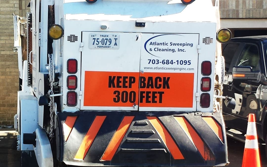 Better Skilled and Trained Operators for Power Sweeping Services in Maryland and Virginia