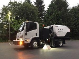 Raptor Vacuum Street Sweeping Services in Washington D.C., Baltimore, Richmond, Charlottesville, Norfolk, Roanoke