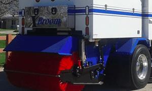 X Broom Mechanical Broom Sweeper