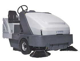 sweeping equipment