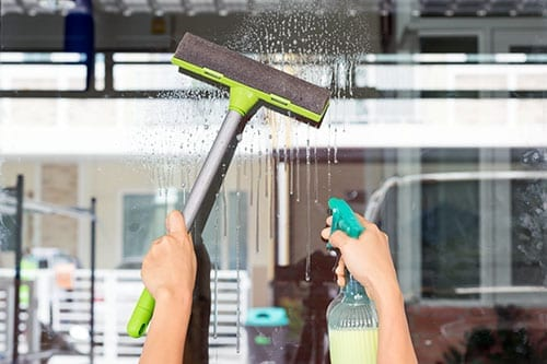 Atlantic Sweeping & Cleaning Inc, Washington D.C., Maryland and Virginia Day and Night Porter Services for commercial properties.
