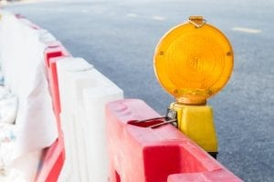 Virginia Traffic Barriers and Traffic Control Signs