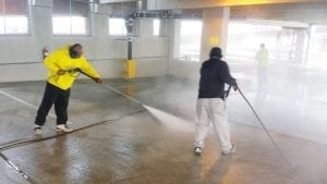 Atlantic Sweeping & Cleaning Inc, Maryland Pressure Washing